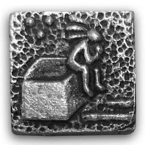 LifeLink Sterling Silver Link Wachler Designs